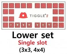 Lower Single Set(3x3, 4x4)